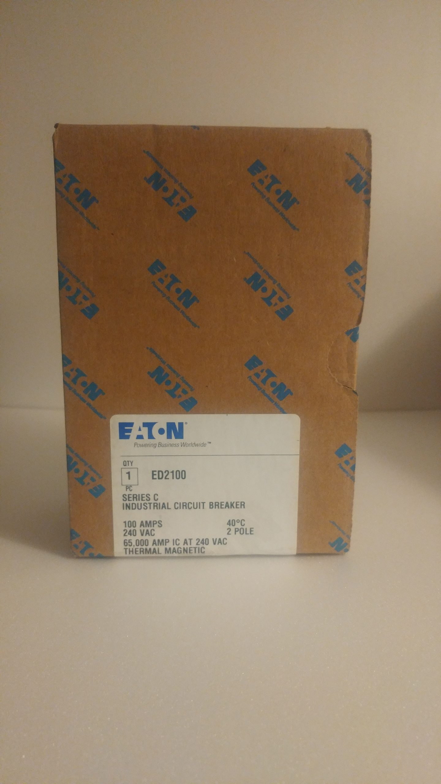 Eaton Cutler-Hammer ED2100