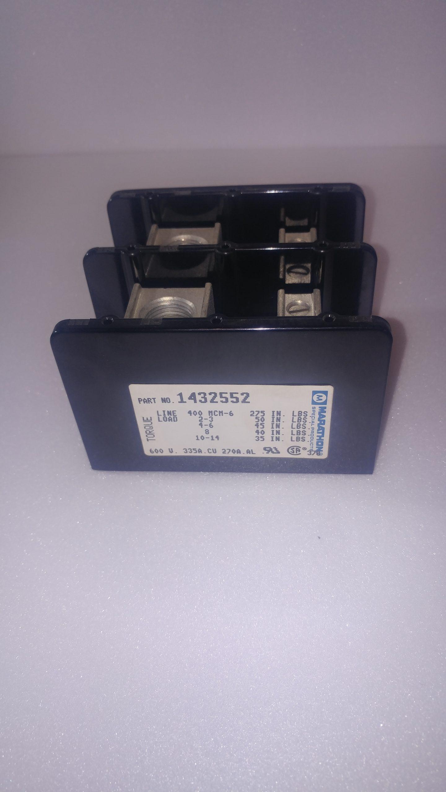 Marathon Power Dist. Blocks 1432552