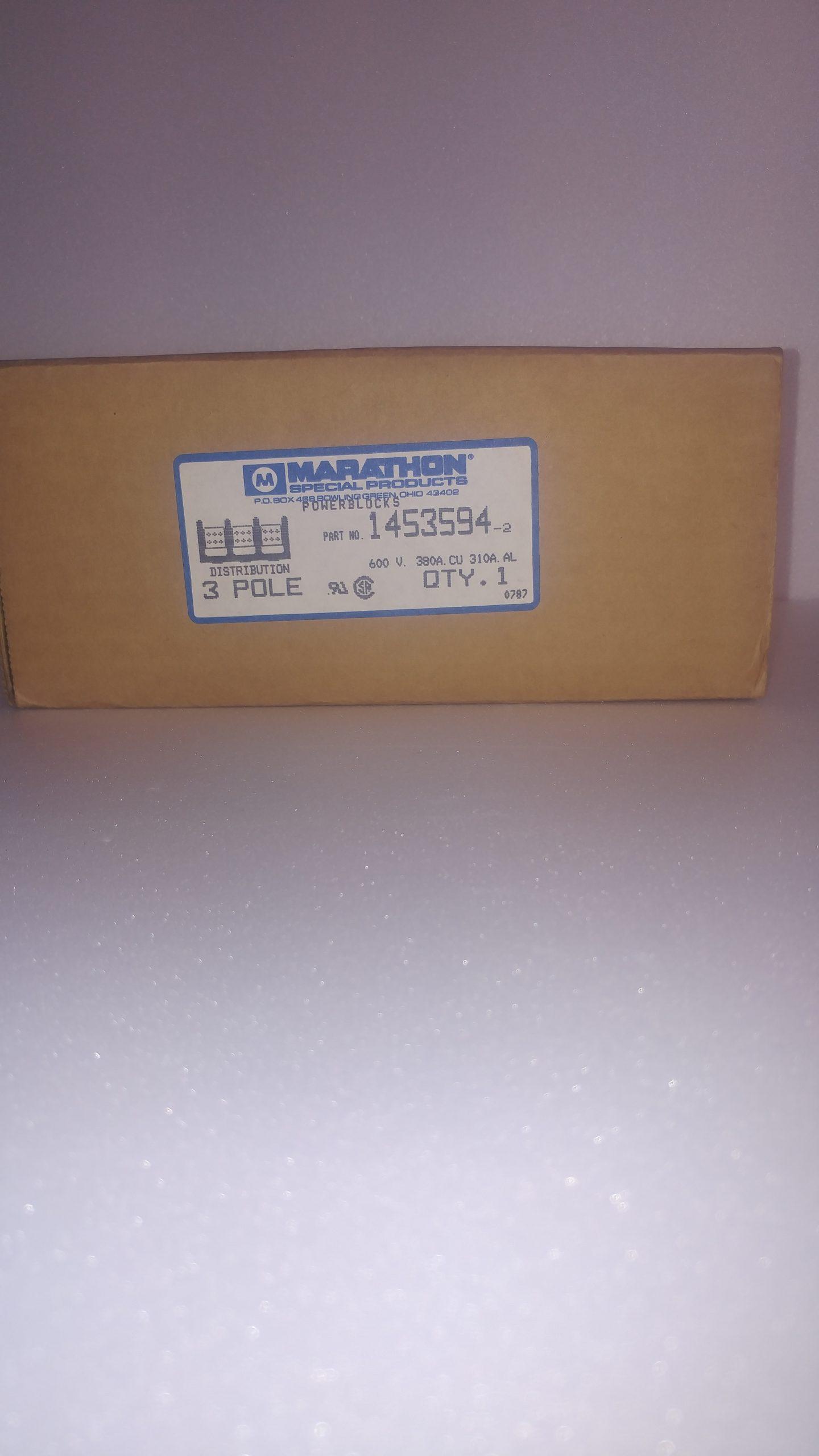 Marathon Multi Dist. Block 1453594