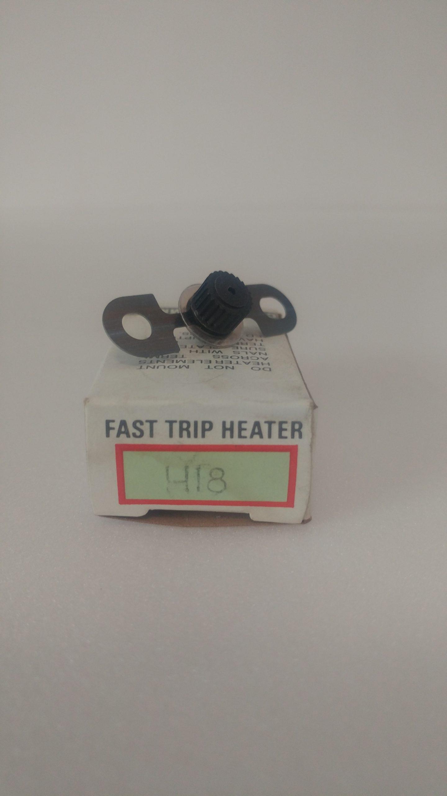 Cutler Hammer Eaton H18 Overload Heater