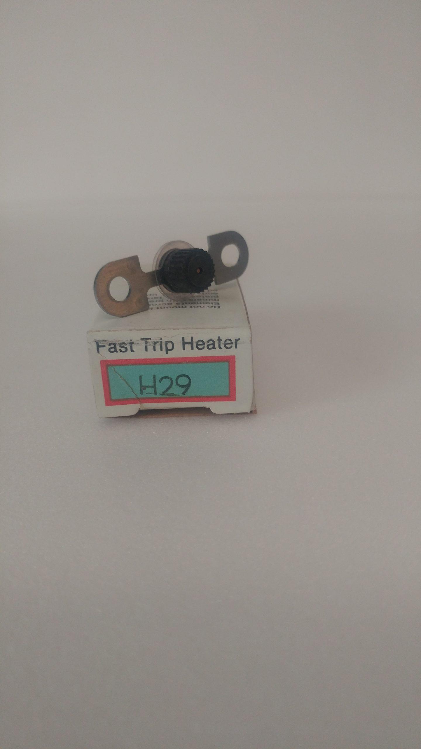 Cutler Hammer Eaton H29 Overload Heater
